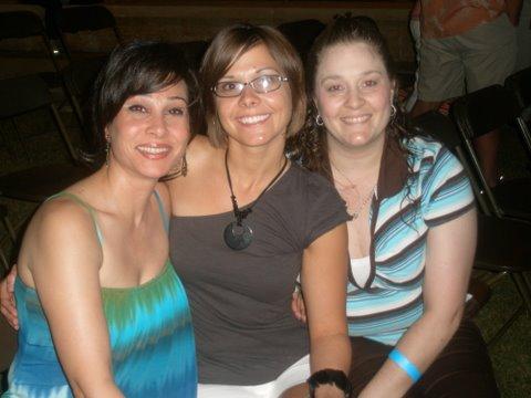 Farah, Dalana, and Samantha